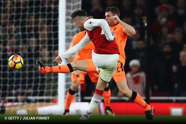 Arsenal x Liverpool é destaque na Inglaterra 5b780577b4ae0