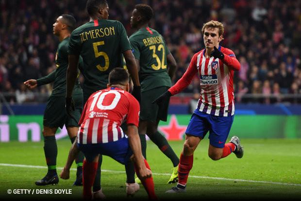63d6f682a6 Atlético de Madrid vence Monaco e carimba passagem para o mata-mata ...