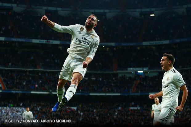 Real Madrid bate Valencia e encosta no G4 do Espanhol    ogol.com.br eb469e1c58eea
