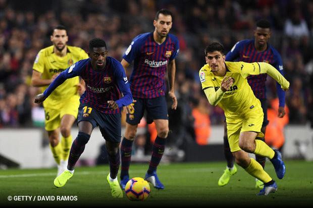 Barcelona vence Villarreal e volta a liderar na Espanha    ogol.com.br 16065682352d5
