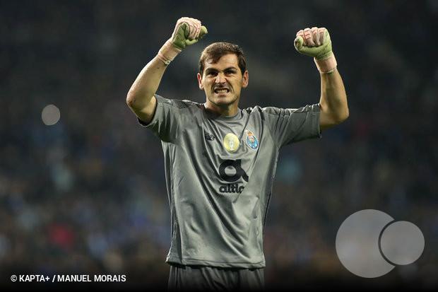 Casillas segue Ronaldo e atinge as 100 vitórias na Liga dos Campeões ... 7cde96f38905a
