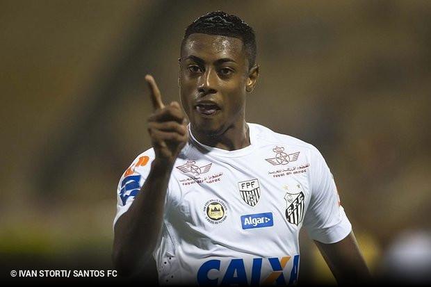 Entre Bruno Henrique e Flamengo está tudo certo. Falta convencer o Santos da466e747110c