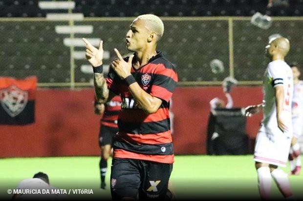 Vitória e Internacional estão perto de finalizar o negócio que levará  Neilton para Porto Alegre. Em troca ff59bbbd6270e