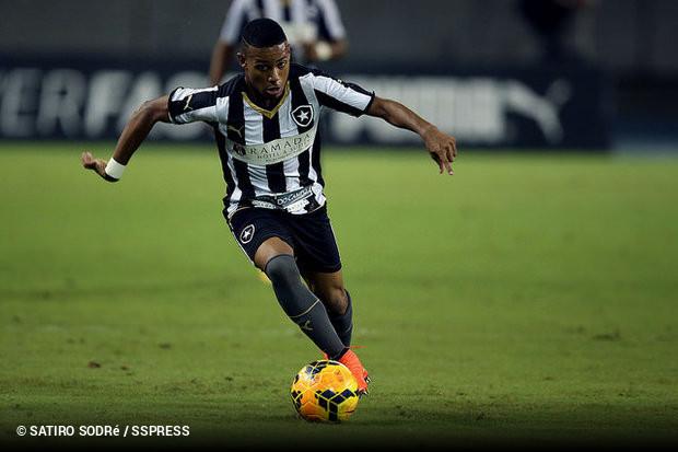Botafogo empresta atacante ao Confiança    ogol.com.br 9cbc10297a180