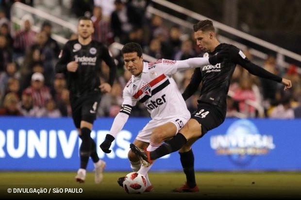 São Paulo inicia temporada com derrota para o Eintracht Frankfurt ... 63482d71c9e41