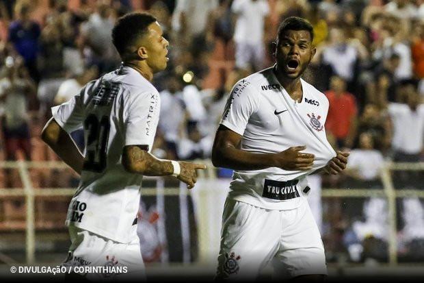 57d3badcac O Corinthians não encontrou grandes percalços para avançar na Copa São  Paulo de Futebol Júnior. Com tranquilidade