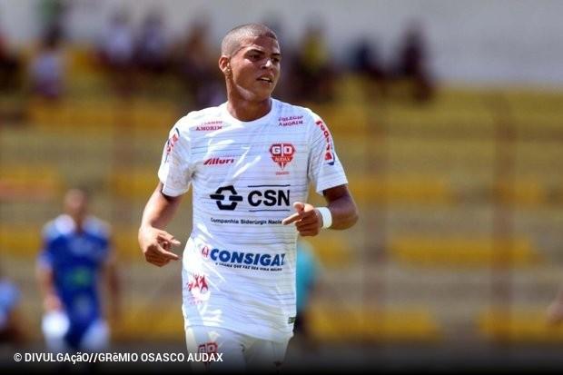 676ae58df4 Destaque do Audax contra o Flu espera brilhar também contra Grêmio ...