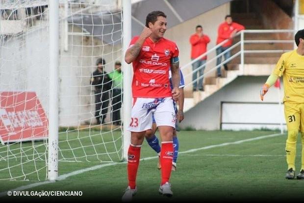 Walter Ibañez  o uruguaio fã do Palmeiras que quer jogar no Brasil ... d98e41d2fb4c4