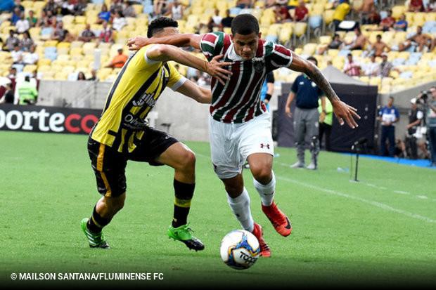 O Volta Redonda se empolgou por estrear no Carioca no Maracanã e saiu na  frente. Mais que isso  poderia ter aberto 2 a 0 se Marcelo não  desperdiçasse um ... 03bb7d2cd610c