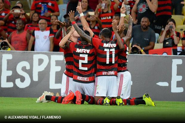 Flamengo vence Boavista e carimba vaga para as semifinais da Taça ... 7137b514fd9cb