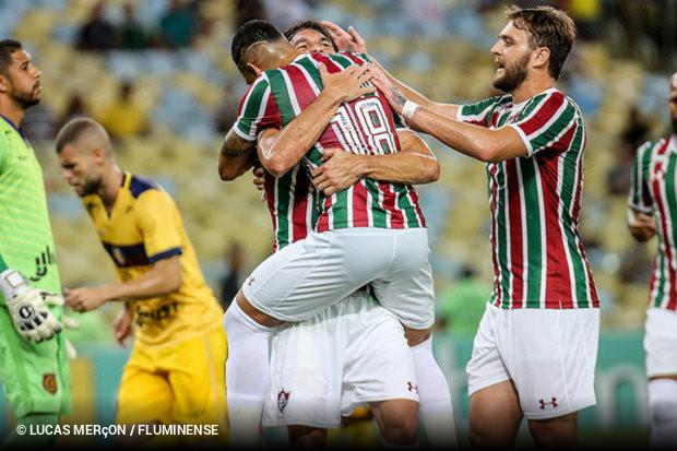 Fluminense goleia Madureira e encaminha vaga às semifinais da Taça ... 64eb9f5d0b2d8