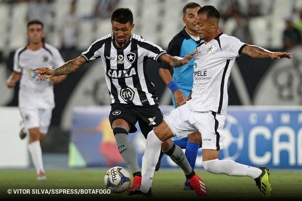 Outra irritante atuação do Botafogo 27550c257e3be