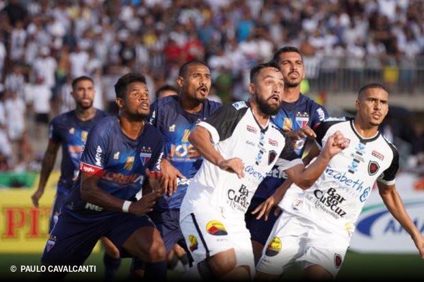 O Botafogo ainda não havia vencido na Copa do Nordeste. O Fortaleza 93faa89492c38
