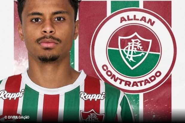 O volante Allan é mesmo reforço do Fluminense. Depois da confirmação do  Liverpool e1d58eff0370a