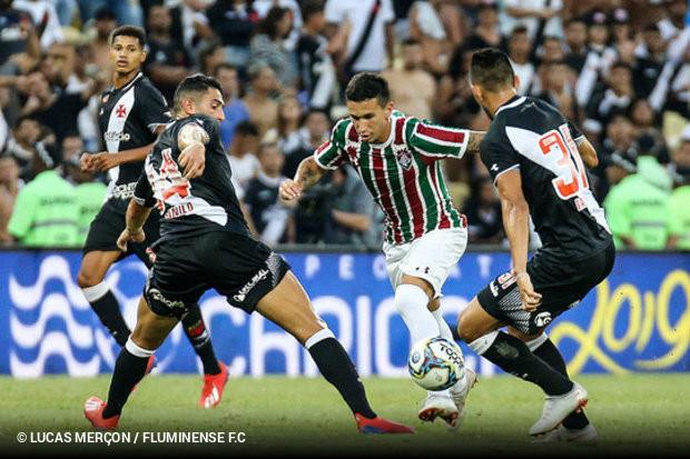 A epopeia da final da Taça Guanabara começou fora de campo ca74accff5362