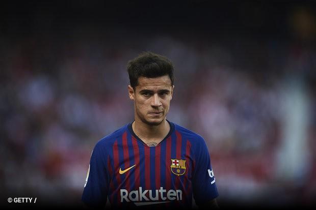 2cec58b693c40 A mágica de Philippe Coutinho ainda não encantou em Barcelona. Segundo o  jornal Marca