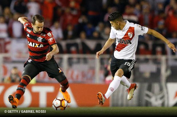 Flamengo X River Jogos Equilibrados Vantagem Argentina E