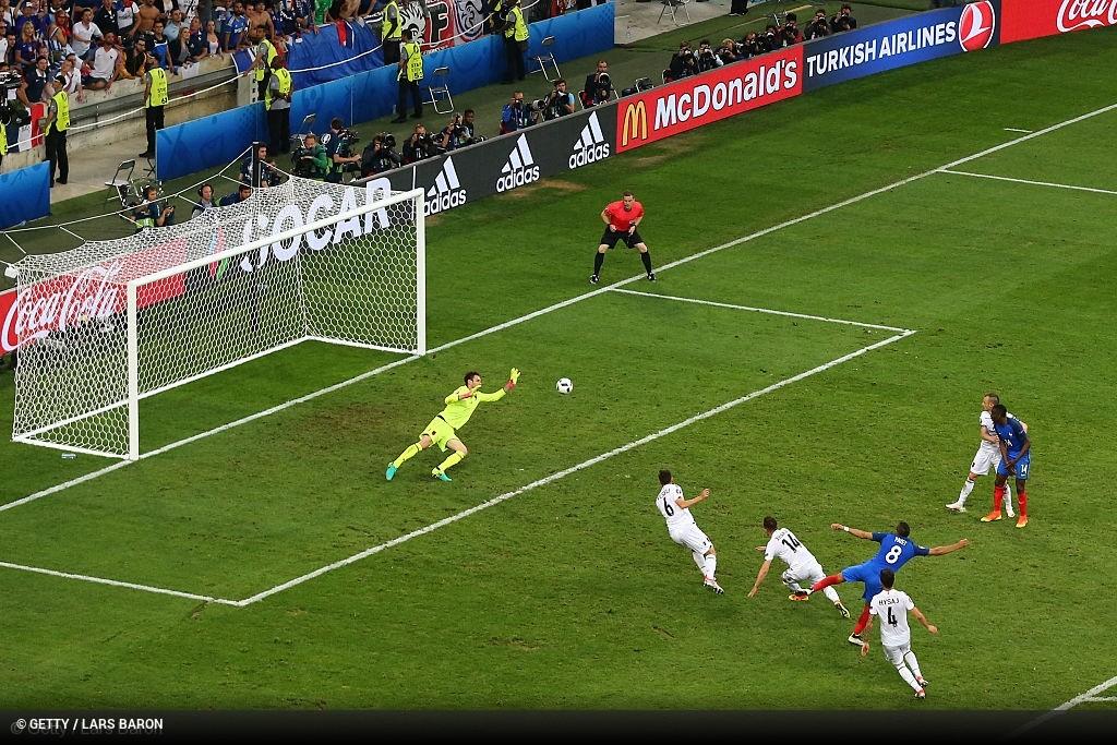 França x Albânia - Euro 2016    Fotos    ogol.com.br 48ba444a04624