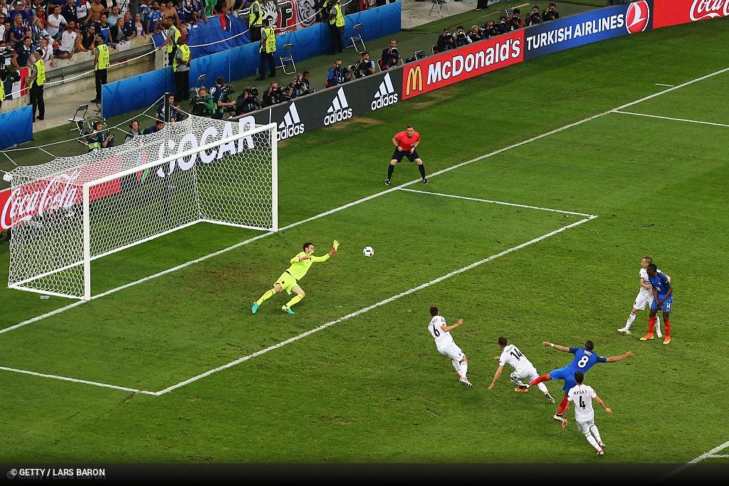 França x Albânia - Euro 2016    Fotos    ogol.com.br ddc3d4b192faf