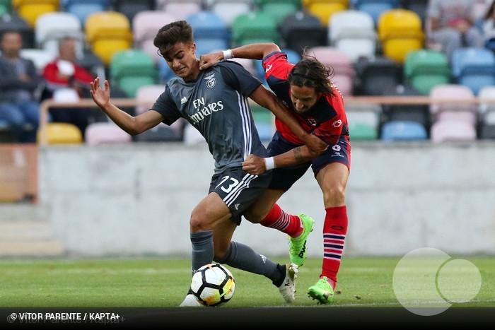 Resultado de imagem para Oliveirense x Benfica B